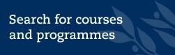 Search courses and programmes
